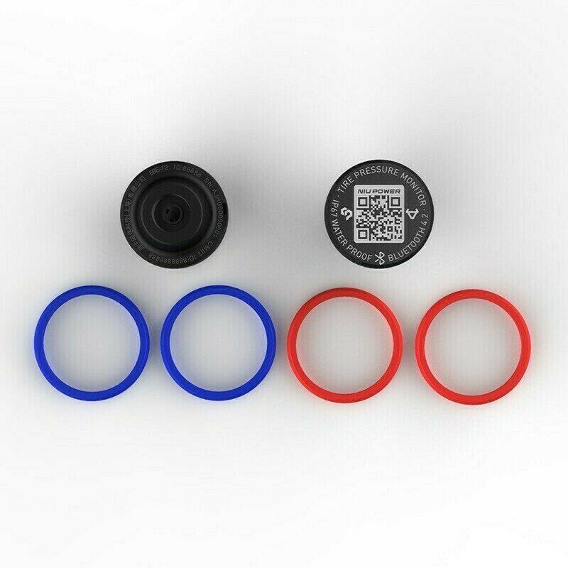 NIU riepu spiediena kontroles bluetooth sensori