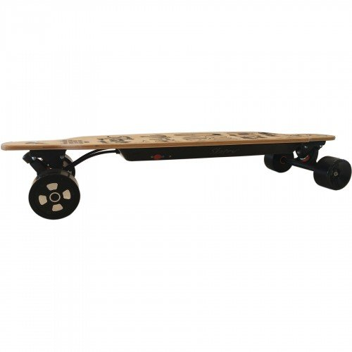 Skatey 2800 Lithium Wood Art electric board