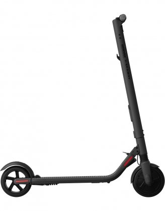 Ninebot by Segway Kickscooter ES2 Dark Grey, electric scooter