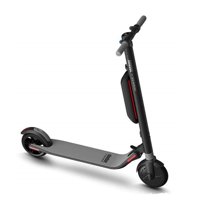 Ninebot by Segway Kickscooter ES2 with second battery - for RENT