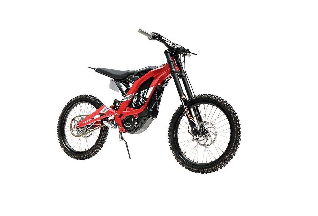 SUR-RON Light Bee X elektriskais motocikls