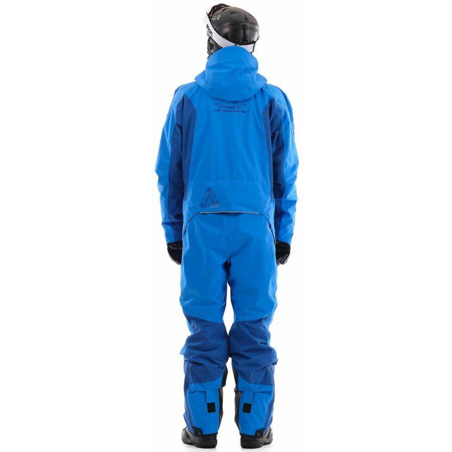 DRAGONFLY OVERALLS GRAVITY PREMIUM MAN INDIGO BLUE (KAMCHATKA)
