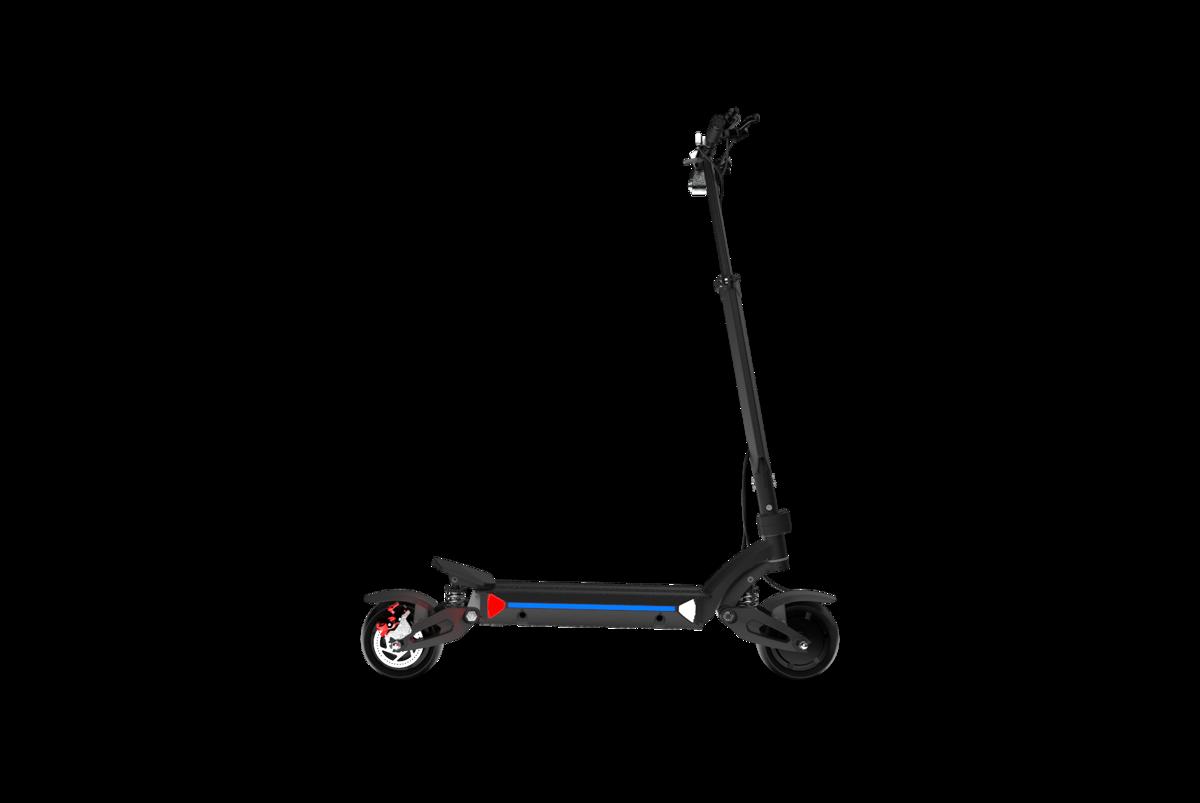 ZERO Z8 X elektriskais skūteris, 52 V/18 Ah