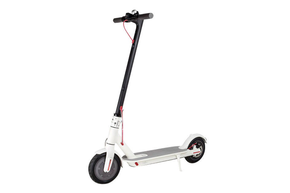 Xiaomi Mi M365 electric scooter, white - - LIFE garage | e