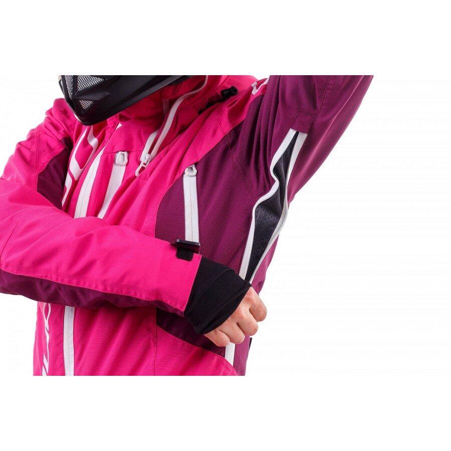 DRAGONFLY SKI PREMIUM sieviešu ziemas aktivitāšu kombinezons, VIOLETS