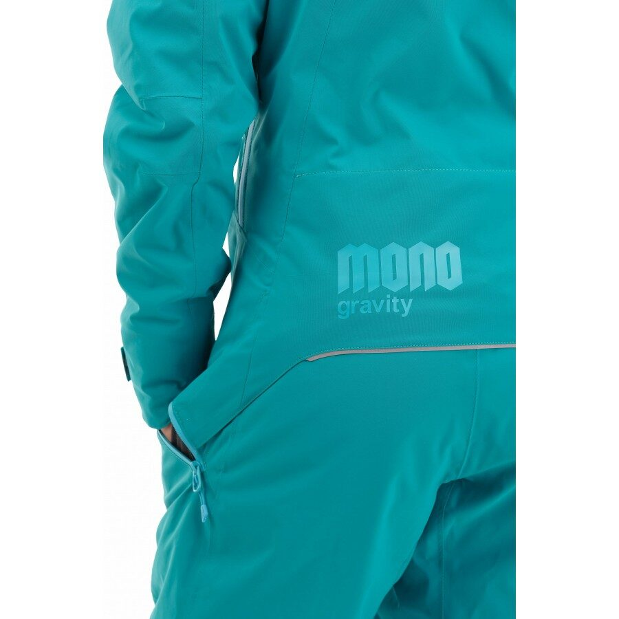 DRAGONFLY OVERALLS GRAVITY PREMIUM WOMAN BALTIC/BLUE