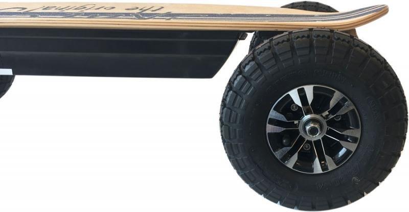 Skatey 900 Lithium Wood-Jeans внедорожная доска