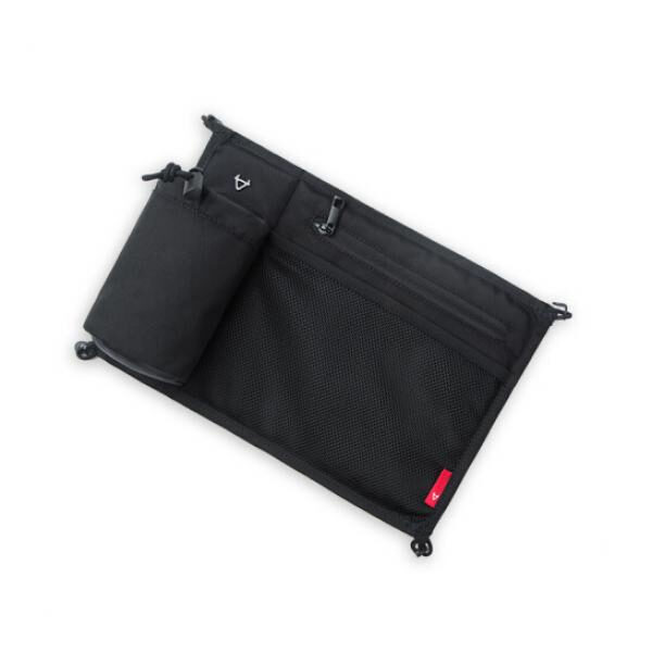 NIU MQi+ sērijas priekšēja paneļa somiņa / organaizers