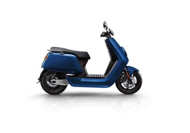 NIU N Sport elektrinis paspirtukas, mėlynas