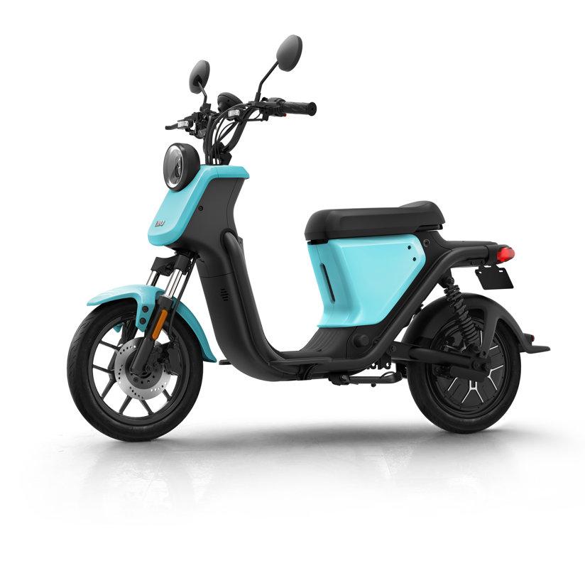NIU UQi Sport elektro motorollers / DEBESS ZILS