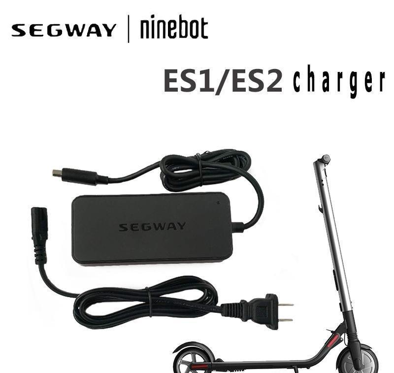 Lādētājs Ninebot by Segway KickScooter ES1 un ES2 elektriskajam skūterim (skrejritenim)
