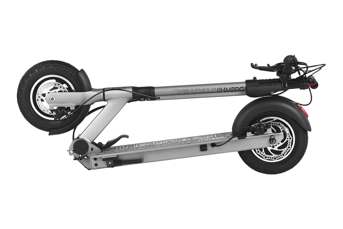 THE-URBAN #HMBRG electric scooter