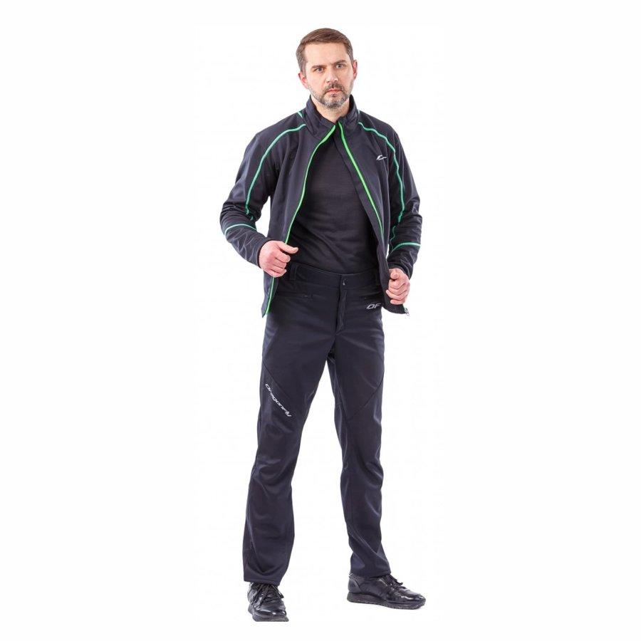 Men's pants Dragonfly Explorer, black