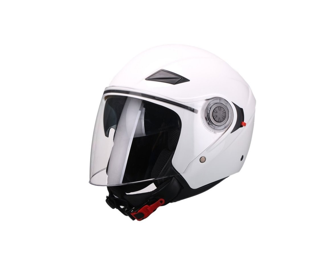 Helmet AMARO, white