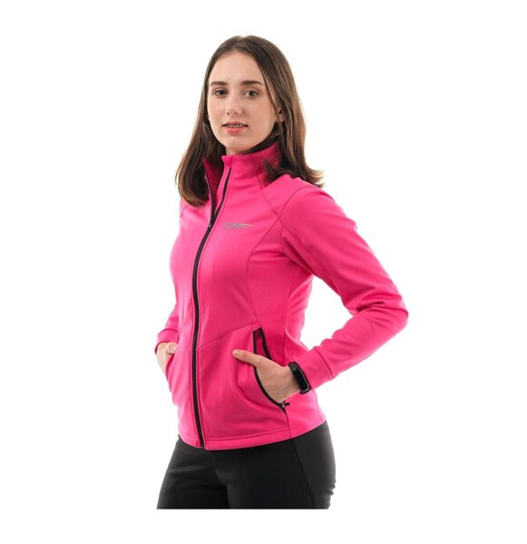 Женская куртка Dragonfly Explorer ROSE, softshell