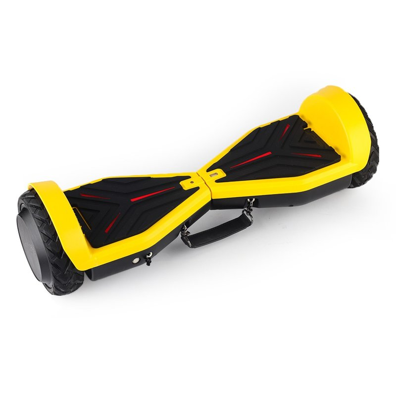 "Self balance scooter (hoverboard) - for RENT. 6,5"" wheels, yellow"