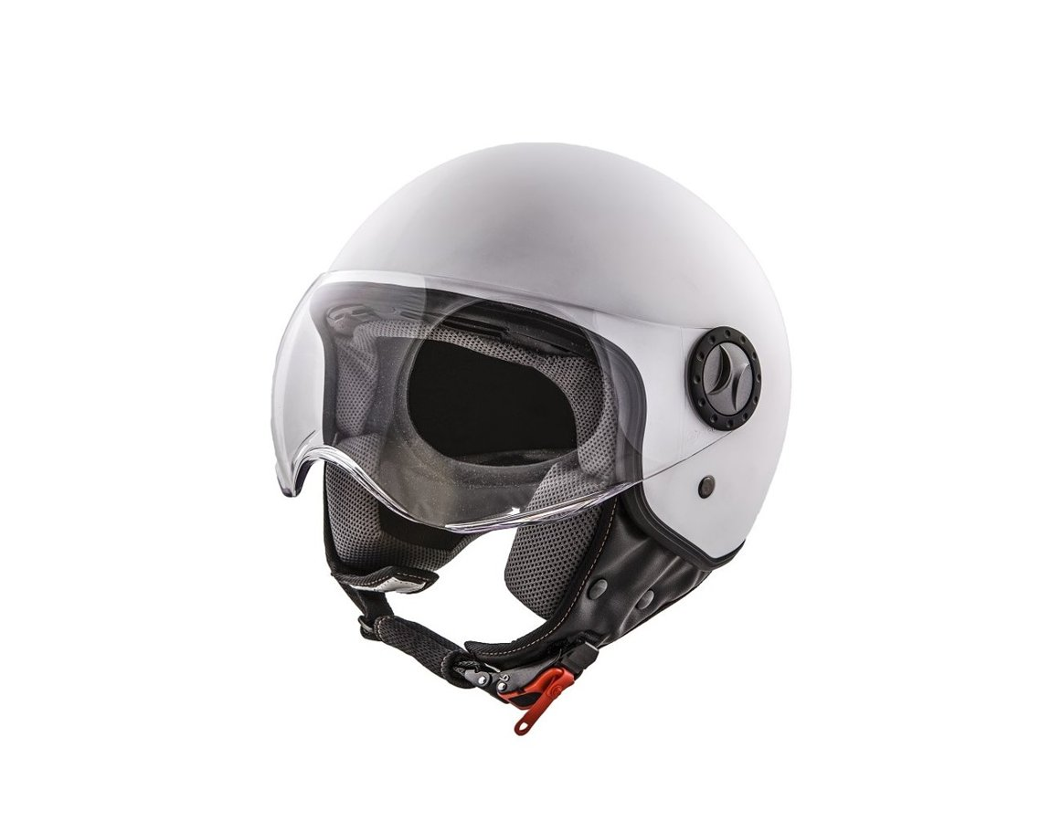 Scooter Helmet LORETO, white