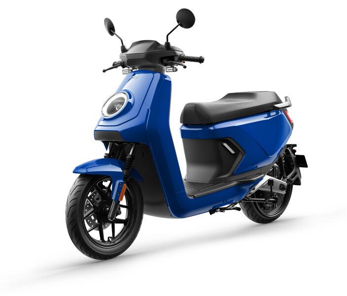 NIU MQi GT электрический мотороллер / СИНИЙ