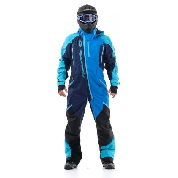 DRAGONFLY OVERALL EXTREME MEN BLUE