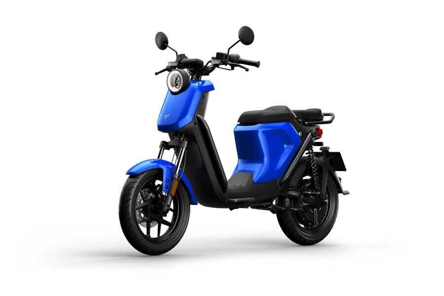 NIU UQi GT електро мотороллер / СИНИЙ