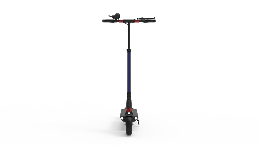 ZERO Z9 electric scooter, 48 V/10 Ah